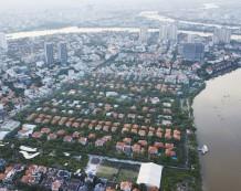 Đất đường 5 mặt sông Đồng Nai phường Long Phước Quận 9