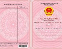 Đất mặt tiền Nguyễn Văn Hưởng Thảo Điền Quận 2