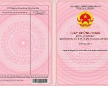 Bán đất mặt tiền Lương Định Của Quận 2